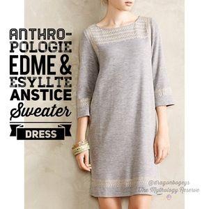 Anthropologie Edme & Esyllte Anstice Sweater Dress
